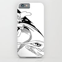 iPhone & iPod Case featuring 02 by Daisuke kimura