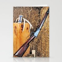 Winchester Rifle Stationery Cards