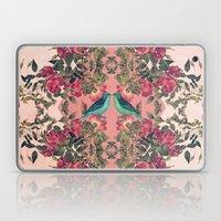 Love Birds II (pink Edit… Laptop & iPad Skin