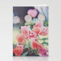 Floral Vintage Stationery Cards