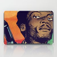 The Harder They Come iPad Case