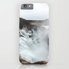 Gullfoss - Landscape Photography iPhone 6 Slim Case