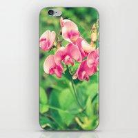 sweet pea iPhone & iPod Skin