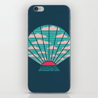 The Birth of Day iPhone & iPod Skin