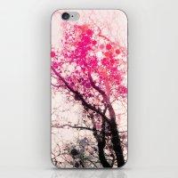 Tree Silhouette 2 iPhone & iPod Skin