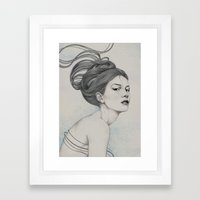 230 Framed Art Print