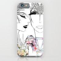 Flowergirls iPhone 6 Slim Case