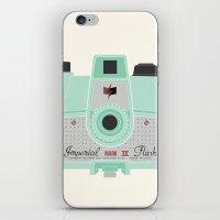 Imperial Mark XII Flash iPhone & iPod Skin