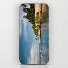 Harbor iPhone & iPod Skin