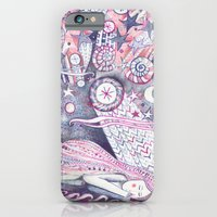 iPhone & iPod Case featuring Dreamy by Trudy Creen