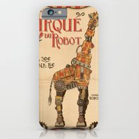 Robot Circus - Giraffe iPhone 6 Slim Case