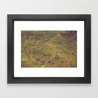 Miniature Madagascar Framed Art Print