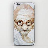 Gandhi iPhone & iPod Skin