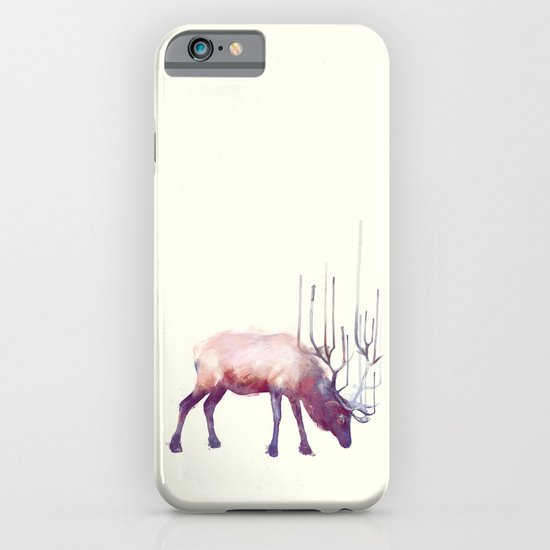 Elk // Solitude iPhone & iPod Case