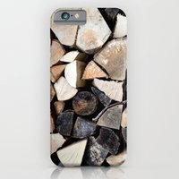 iPhone & iPod Case featuring Wood by Marieken