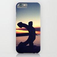Sunset iPhone 6 Slim Case