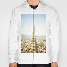 Transamerica Pyramid, San Francisco Hoody