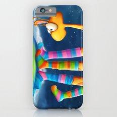 Striped Socks - Revisited iPhone 6 Slim Case
