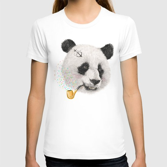Panda Sailor T-shirt