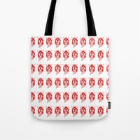 Sea Invader Tote Bag