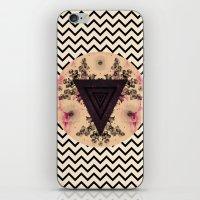 C.W. xxvii iPhone & iPod Skin
