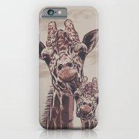 Giraffe iPhone 6 Slim Case