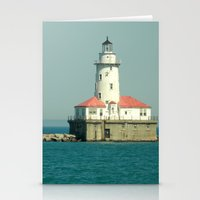 Chicago Lighthouse Stationery Cards