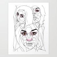 The Guns Of Love Disastr… Art Print