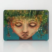 Quietly Wild iPad Case