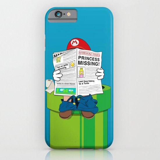 Mario iPhone & iPod Case