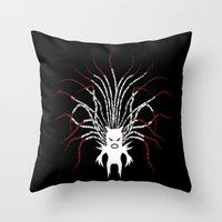 Karma Fairy [LIGHT] Throw Pillow