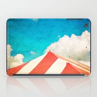 Under The Big Top iPad Case