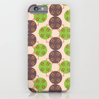 iPhone & iPod Case featuring 70s Inspired Pattern by clickybird - Belinda Gillies