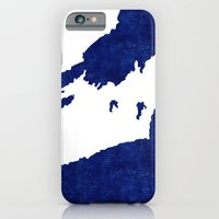 Climbing in Kebnekaise (no text) iPhone 6 Slim Case