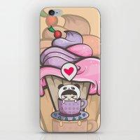 Aiko Cupcake iPhone & iPod Skin