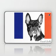 French Bulldog. The Tota… Laptop & iPad Skin