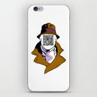 Inkman iPhone & iPod Skin