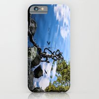 iPhone & iPod Case featuring Reflections by Nevermind the Camera