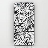 Chaos iPhone & iPod Skin