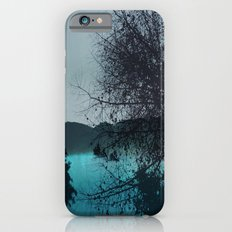 Abstract trees iPhone 6 Slim Case