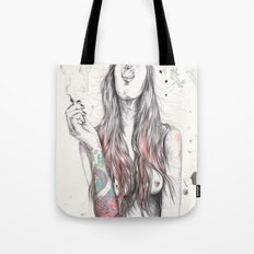 SmkngWomen Tote Bag