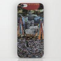 GOODBYE CRUEL WORLD iPhone & iPod Skin