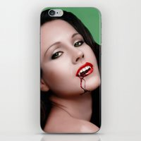 The Vamp iPhone & iPod Skin