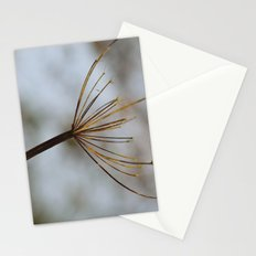 Cow Parsley In the Snow Stationery Cards