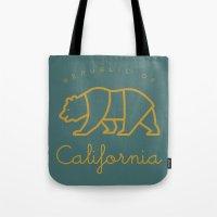 Republic of California Tote Bag
