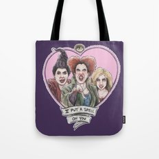 It's all a bunch of Hocus Pocus Tote Bag