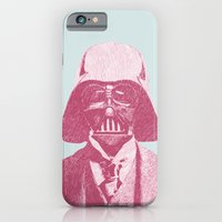 darth vader iPhone & iPod Cases featuring Darth Vader by NJ-Illustrations