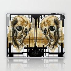dead head Laptop & iPad Skin