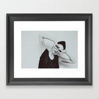 R h i Framed Art Print