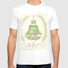 A Prince For Me.  Prince… Mens Fitted Tee White SMALL